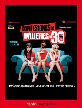 Confesiones de mujeres de 30 - 2016