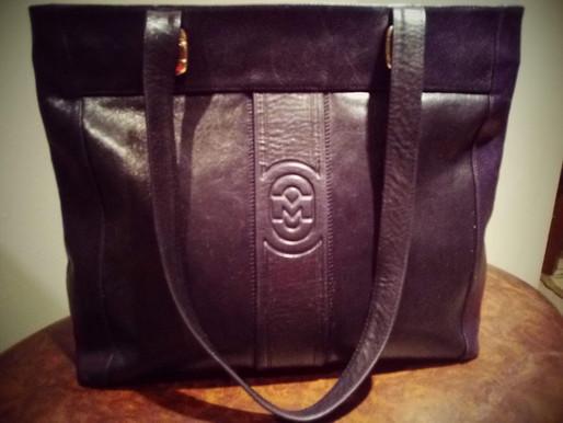 Marino Orlandi Vintage Leather Tote