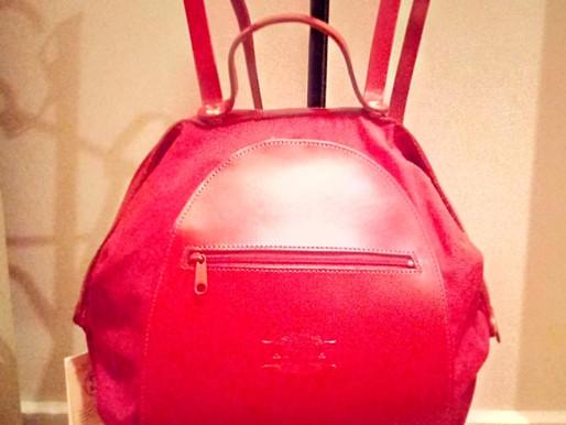 """Alfana """"Popcorn"""" Backpack ~ New"""