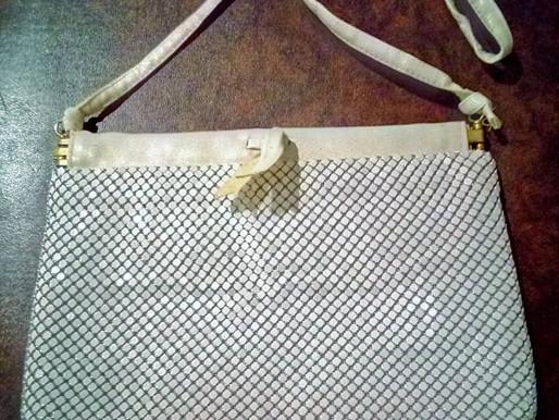 Whiting & Davis Vintage Evening Bag