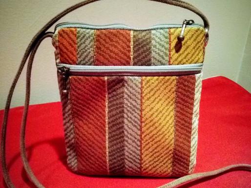 MARUCA Handmade Crossbody Bag