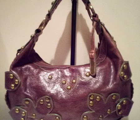 Isabella Fiore 'Oasis' Leather Hobo Bag