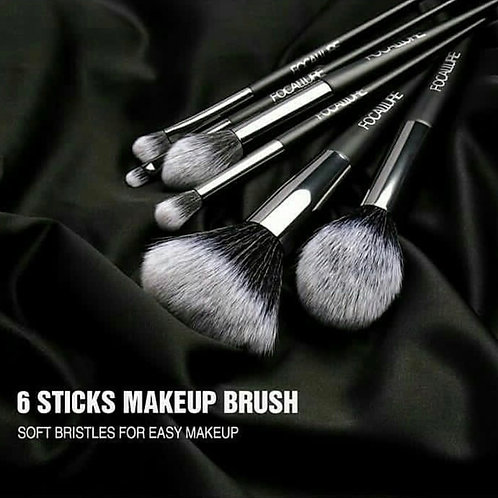 FOCALLURE 6pcs BRUSH SET