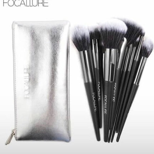 FOCALLURE 10 pcs BRUSH SET (with bag)