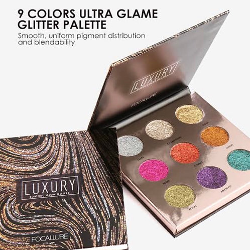 ULTRA GLAM LUXURY GLITTER PALETTE