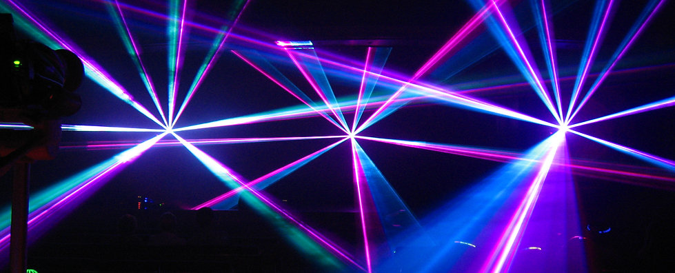 Mobile disco for all occasions