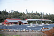 Coyote Valley mini mart and fuel station