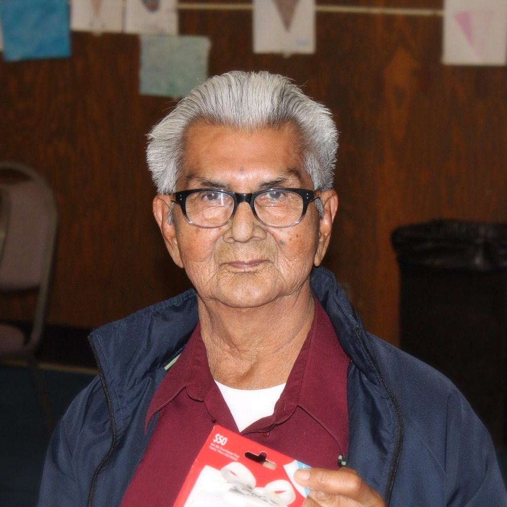 David Martinez - 79 yrs. old