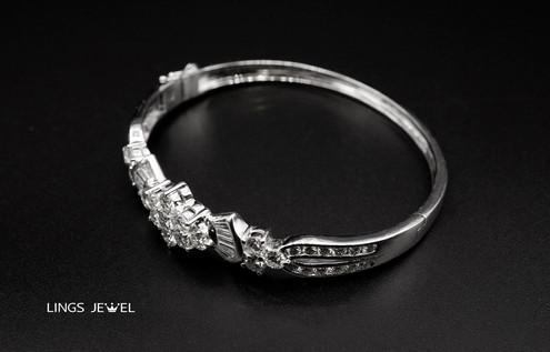 Grand 6 star combo Diamond bracelet 4.jp