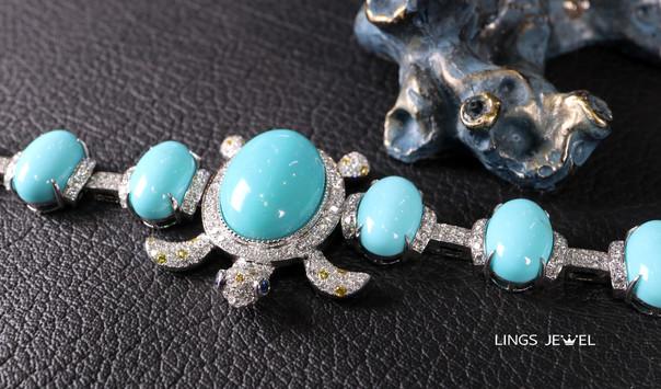 Tortoise Turquoise Bracelet 5.jpg