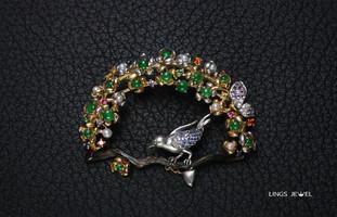 18k Lings Jewel Jade bird Pendant.jpg