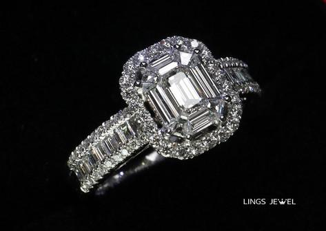 hybird Emerald sharp diamond ring.jpg