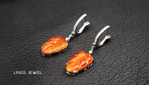 Red Leaf Ear Ring.jpg