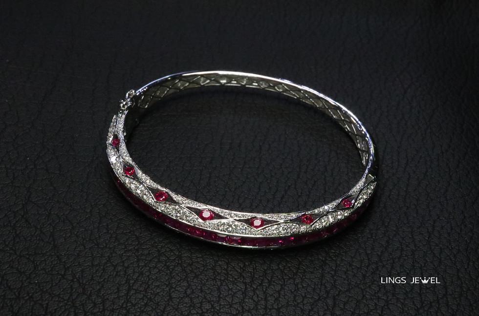 ruby multi sharp Bracelet 3.jpg