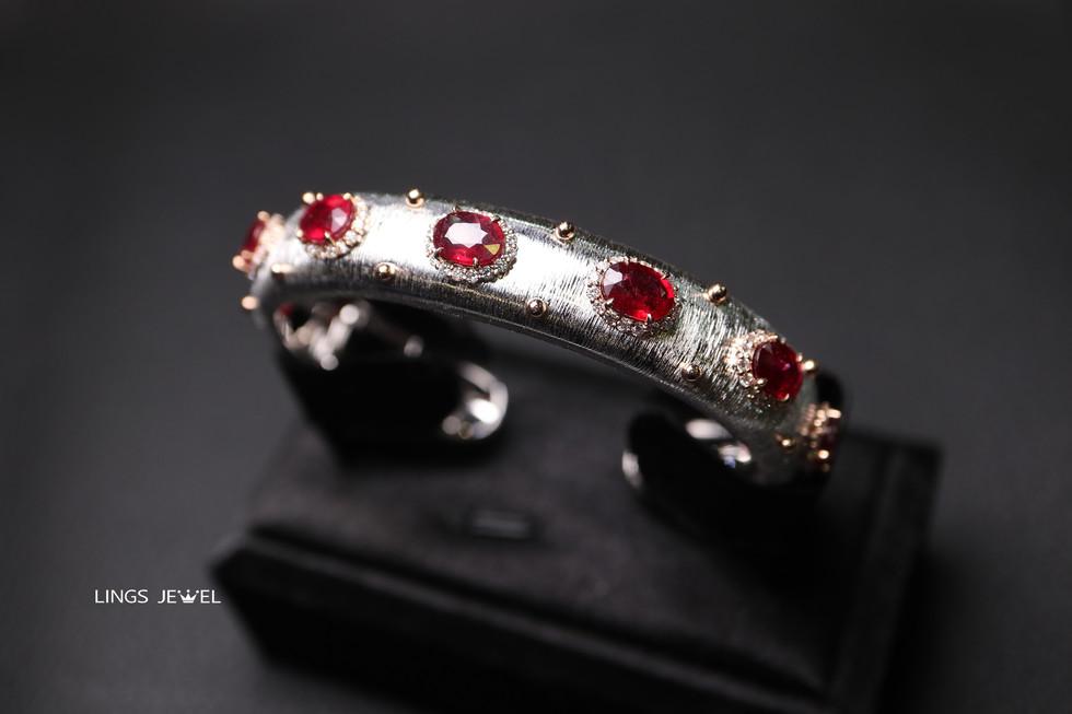 Ruby Bracelet italy style s.jpg