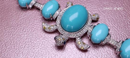 Tortoise Turquoise Bracelet 6.jpg