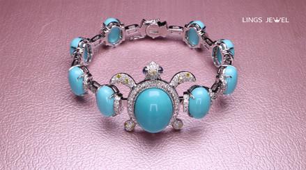 Tortoise Turquoise Bracelet.jpg