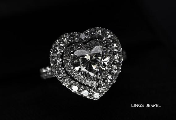 1 Carat Heart shape diamond ring 2.jpg