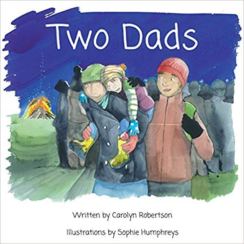 Book Cover: Two Dads