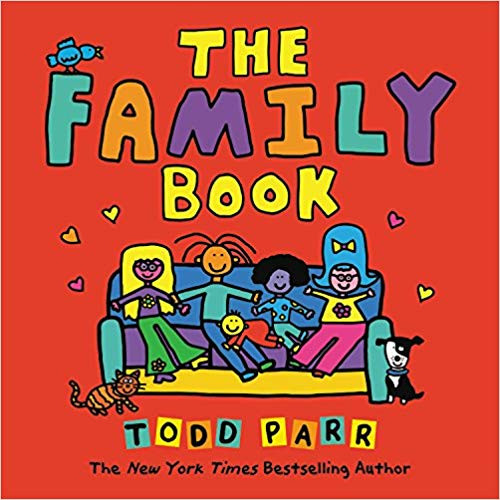 Book Cover: The Family Book