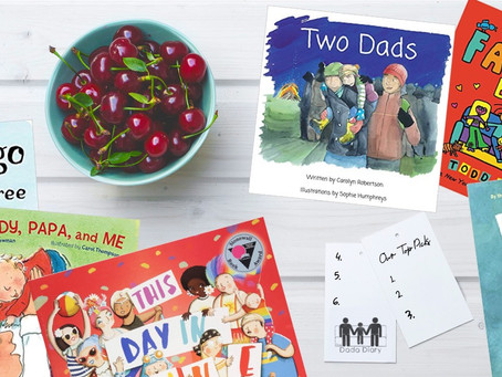 Our Top Toddler Books Celebrating Gay Families