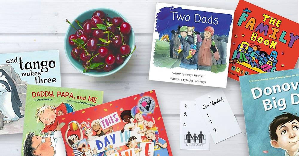 Toddler Books Celebrating Gay Families