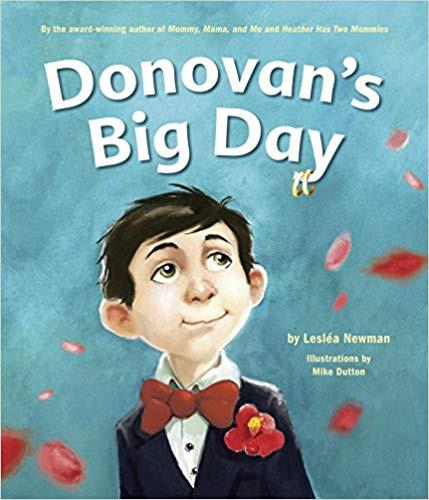Book Cover: Donovan's Big Day