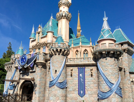 Surviving Disneyland with a Toddler