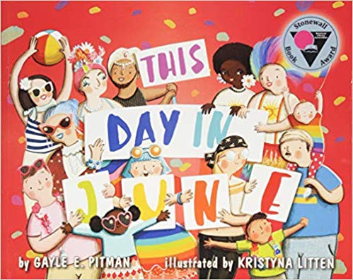 Book Cover: This Day in June