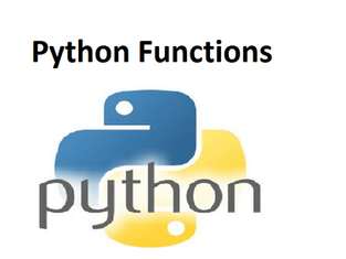 Python Concepts for Data Science: Python Functions