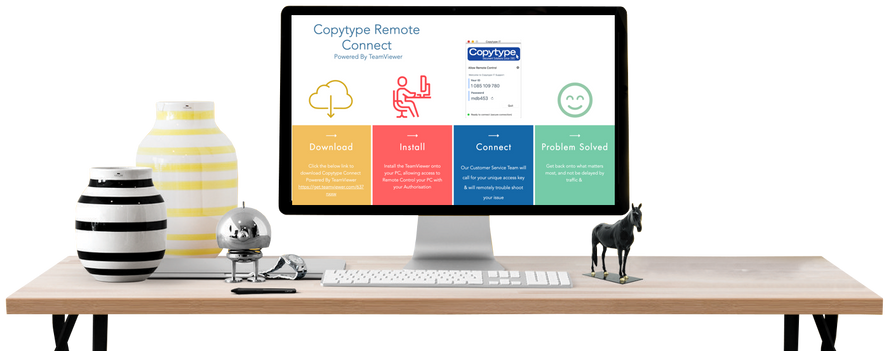 Copytype Remote Assistant