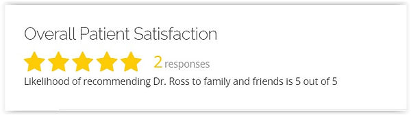 5 star patient review