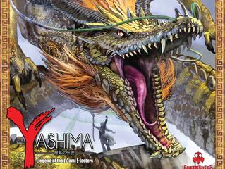 รีวิวบอร์ดเกม Yashima: Legend of the Kami Masters (2015)