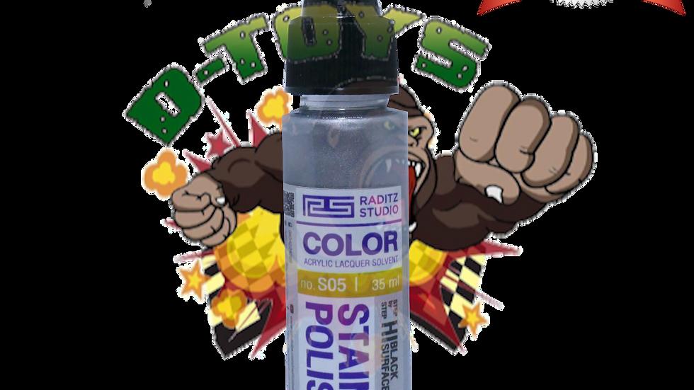 สีโมเดล Stainless Polishing 35ml สำหรับ Airbrush