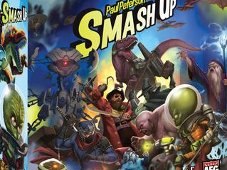 รีวิวบอร์ดเกม Smash Up (2012)
