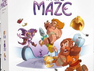 รีวิวบอร์ดเกม Magic Maze (2017)
