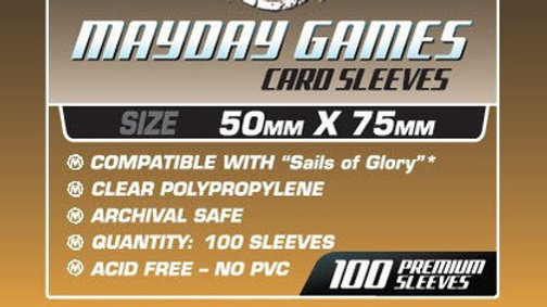 Custom Sails of Gloy 50 x 75 mm [7126]