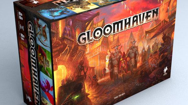 Gloomhaven 2rd + Solo Senario