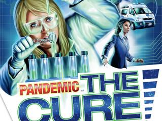 รีวิวบอร์ดเกม Pandemic : The Cure (2014)