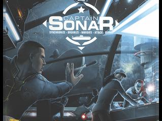 รีวิวบอร์ดเกม Captain Sonar (2016)