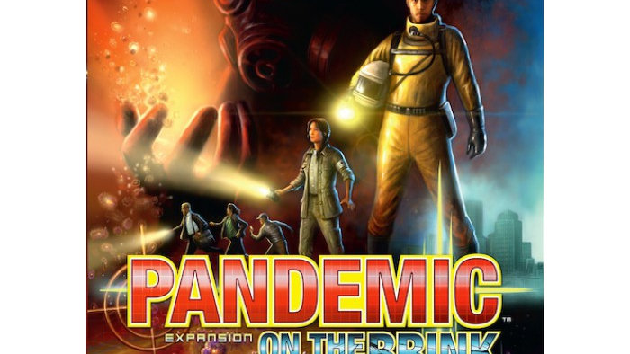 Pandemic : on the Brink Expansion Game