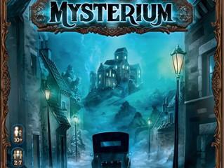 รีวิวบอร์ดเกม Mysterium (2015)