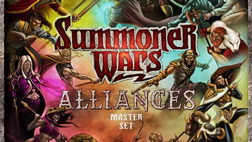 Summoner Wars : Alliances