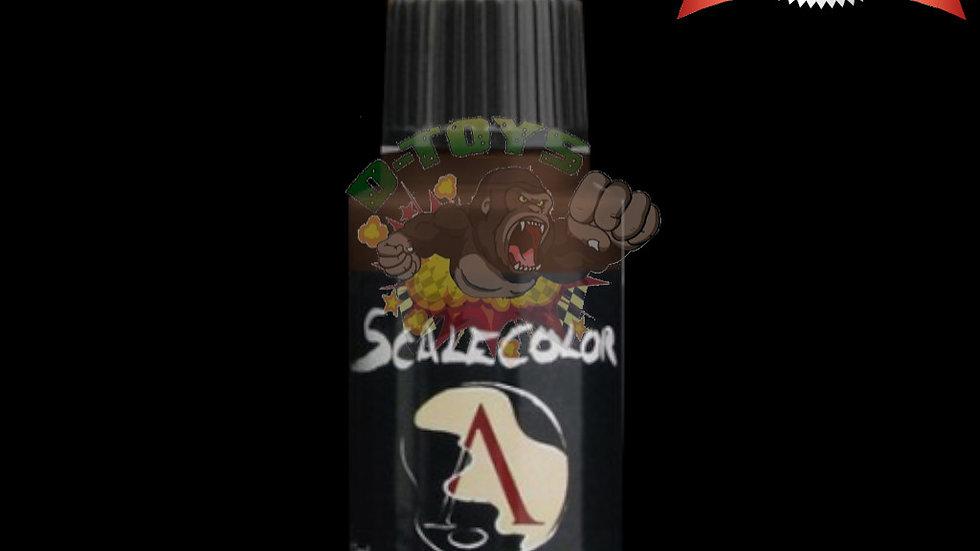 สีสูตรน้ำ สีโมเดล รถเหล็ก กันดั้ม  Scale 75 Brown Leather 17 ml