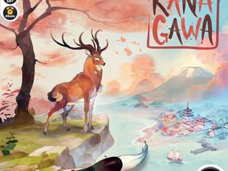 รีวิวบอร์ดเกม Kanagawa (2016)