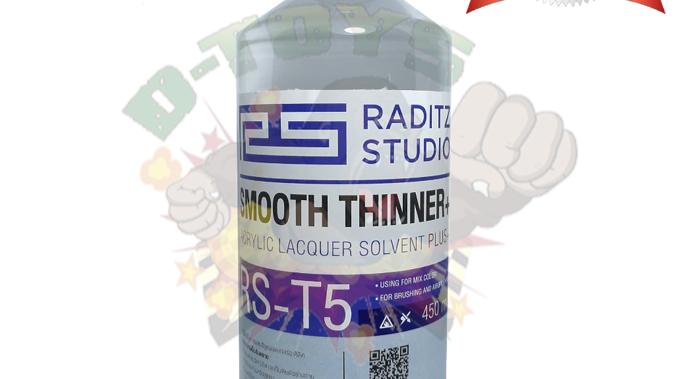 Smooth Thinner RS-T5 450ml