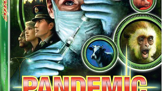 Pandemic : State of Emergency Expansion Game