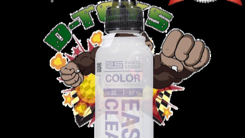 สีโมเดล Easy Clear Semi Gloss ขนาด 60 ml สำหรับ Airbrush
