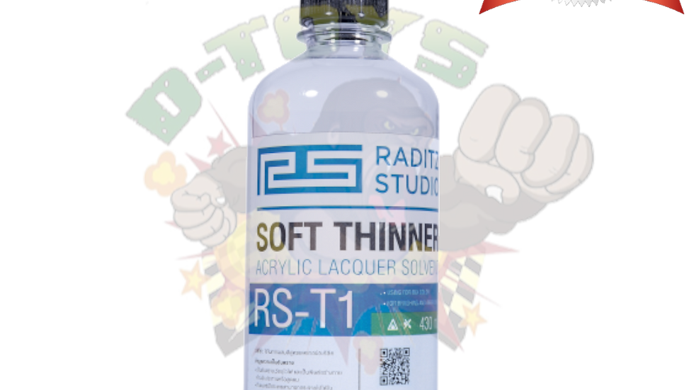 Soft Thinner RS-T1 450ml