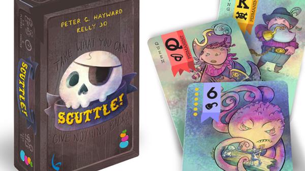 Scuttle! (Kickstarter Ver.)